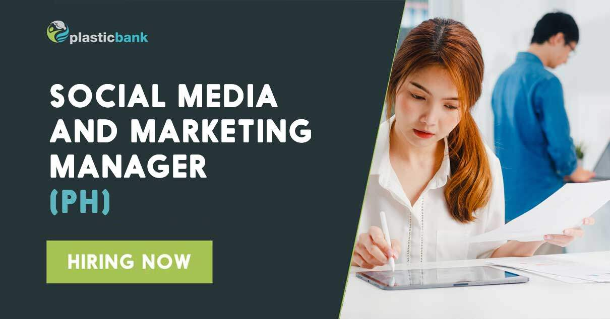 Social Media and Marketing Manager (PH)