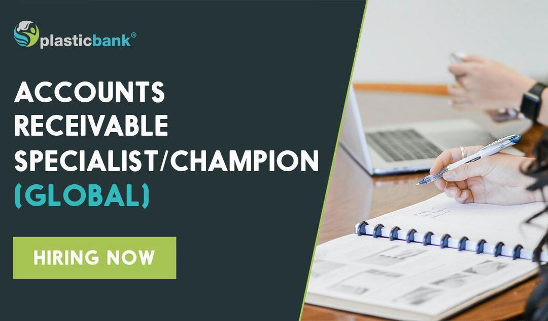 Accounts Receivable Specialist / Champion