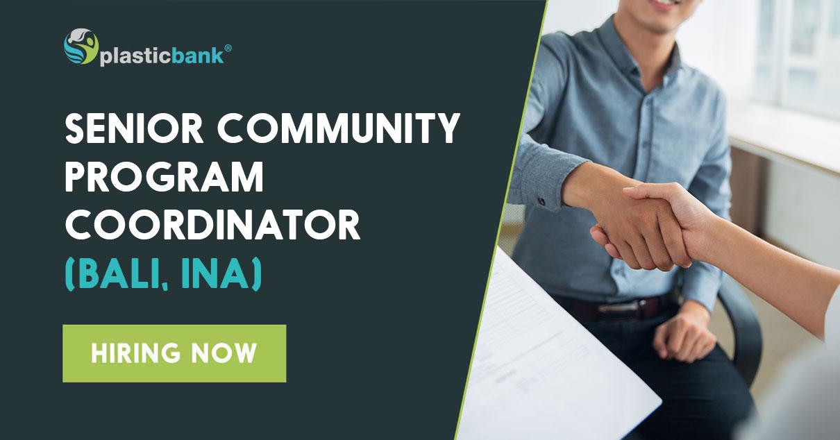 Senior Community Program Coordinator