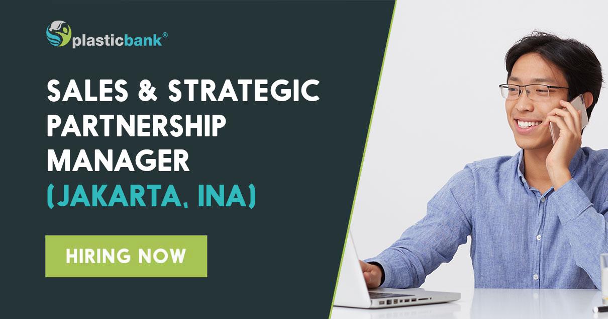 Sales & Strategic Partnership Manager