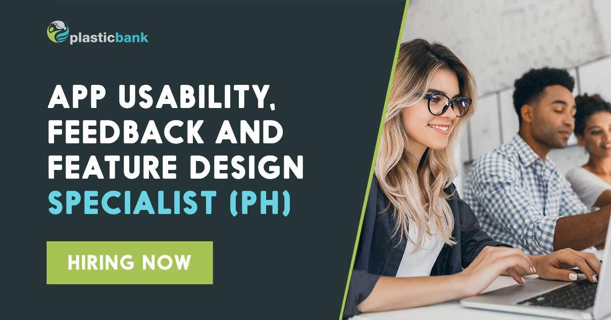 App Usability, Feedback and Feature Design Specialist