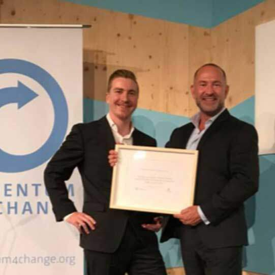 UN Momentum for Change Award (COP23)