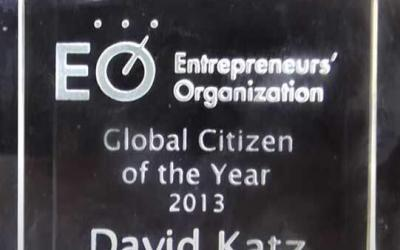 EO Global Citizen Award 2014