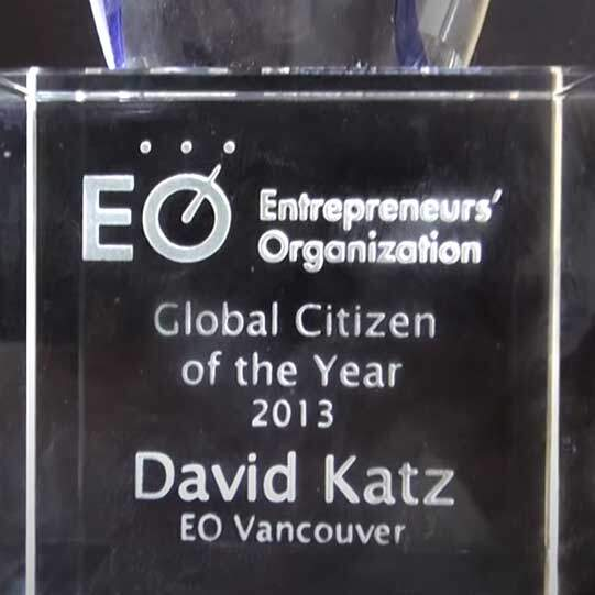 EO Global Citizen Award 2014