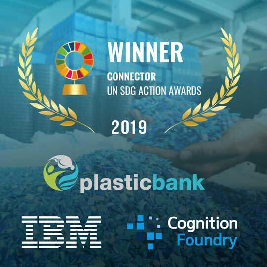 SDG Action Award - Connector (2019)