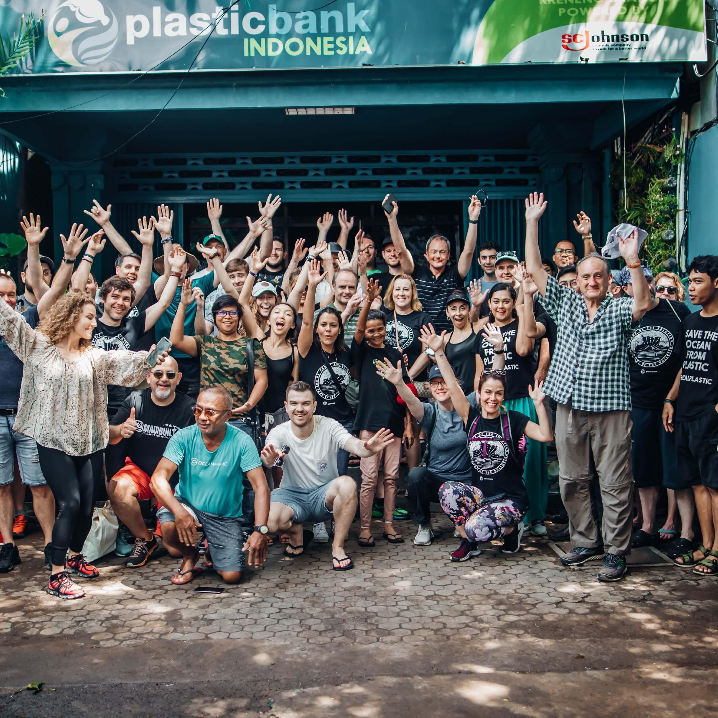 Plastic Bank Team
