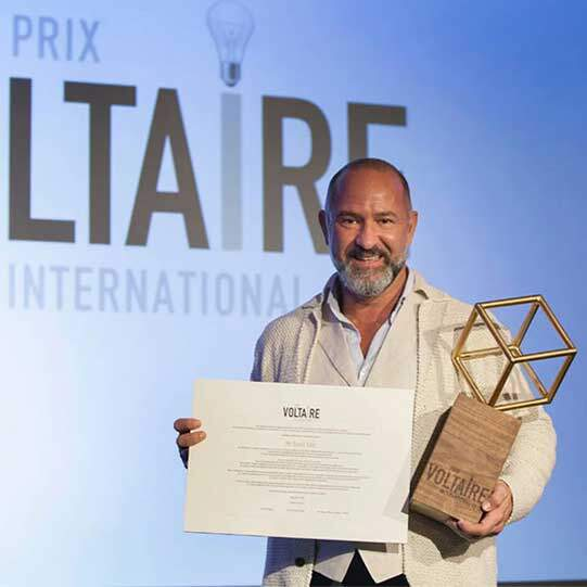 Prix Voltaire International Award (2019)