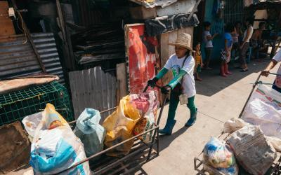 WASTE TO WAGES: CHANGING NARRATIVES