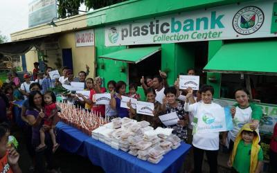 Purpose and Plastic Bank