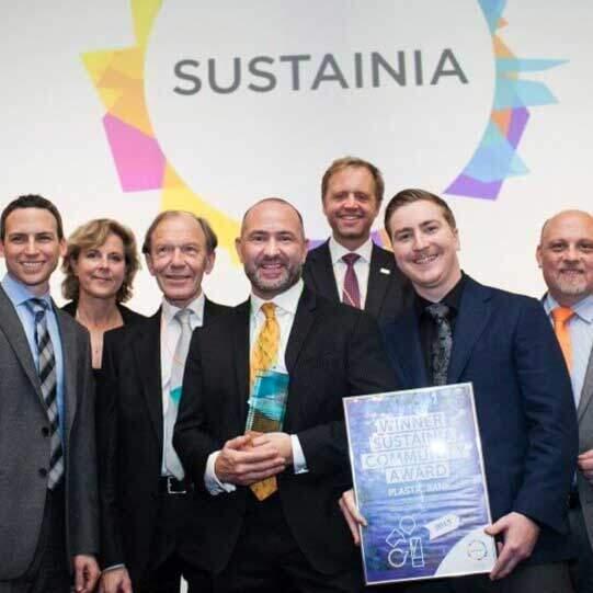 Sustania Community Award (COP 21) 2015